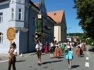 Volksfest Cham 2012